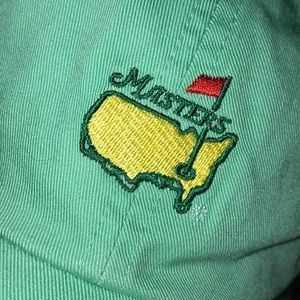 Accessories - Authentic Augusta National Masters Hat. Ladies Fit